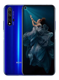 Lançamento Huawei Honor 20 Câmera 48mp 6gb Ram 128gb
