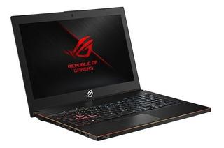 Laptop Asus Rog Zephyrus M Gm501gs-ei001t+silla Gamer Gratis