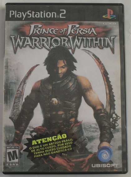 Prince Of Persia Warrior Within Ps2 Original