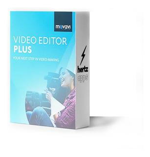 Lanzamiento!!! Movavi Video Editor 15 2019 - Envio Inmediato