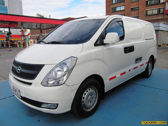 Hyundai H1 Grand Starex Van Carga