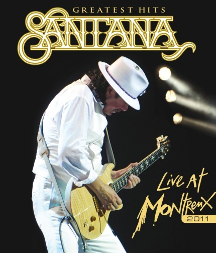 Blu-ray Santana - Greatest Hits - Live At Montreux - 2011