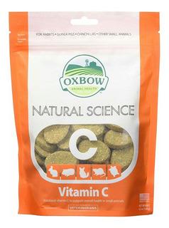 Vitamina C Cuyo,conejo,rata,chinchilla,tortuga,hamster