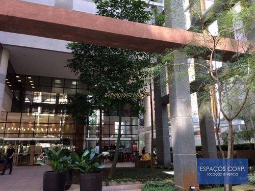 Imagem 1 de 5 de Conjunto Comercial Para Alugar, 204m² - Vila Olímpia - São Paulo/sp - Cj2414