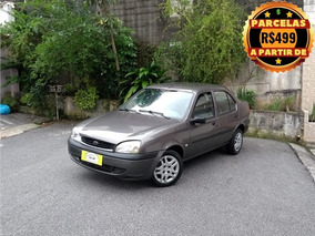 Ford Fiesta 1.0 Mpi Street Sedan 8v Gasolina 4p Manual