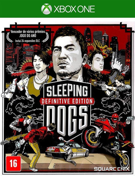 Sleeping Dogs Definitive - Xbox One (25 Dígitos)
