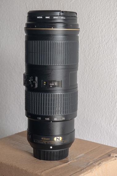 Nikon 70-200mm F/4 Vr Ed N