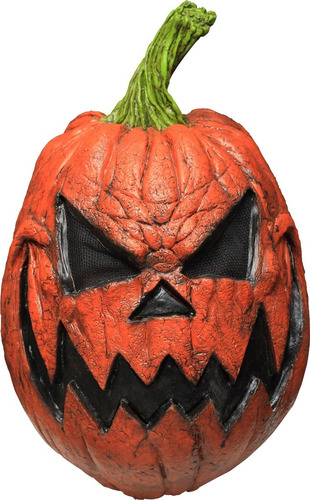 Máscara Jack O'lantern Calabaza Máscara De Terror Halloween