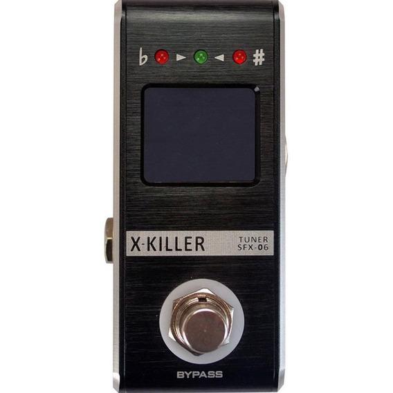 Pedal Afinador Santo Angelo X-killer Sfx-06
