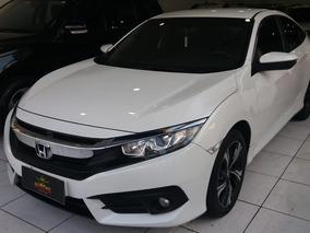 Honda Civic Exl Flex Ano 2017