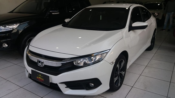 Honda Civic Exl Flex Ano 2017