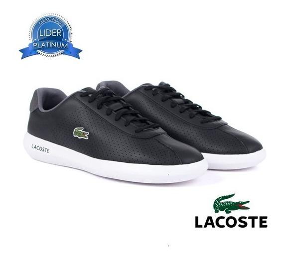 Zapatillas Lacoste Avance 318 1 Negra 237