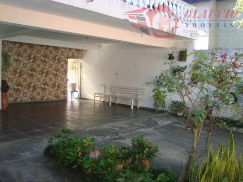 Sobrado Para Venda Em Taboão Da Serra, Parque Monte Alegre, 3 Dormitórios, 1 Suíte, 2 Banheiros, 2 Vagas - So0056_1-1009986