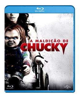 A Maldição De Chucky - Bluray / Frete Grátis
