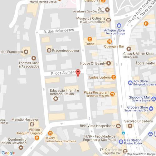 Imagem 1 de 1 de Apartamento Para Venda Por R$1.596.000,00 Com 3 Dormitórios, 1 Suite E 2 Vagas - Morro Dos Ingleses, São Paulo / Sp - Bdi7842