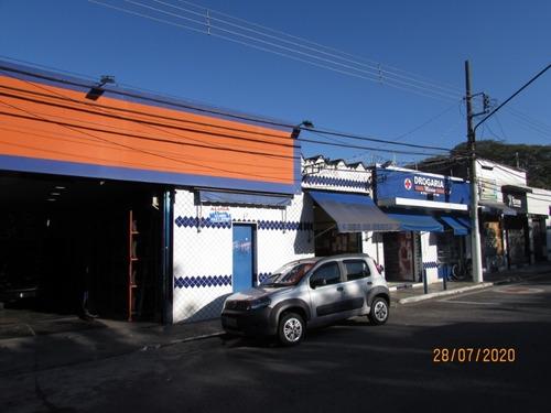 Imagem 1 de 10 de Salão Comercial Para Alugar No Cangaíba - Sl00049 - 69233835