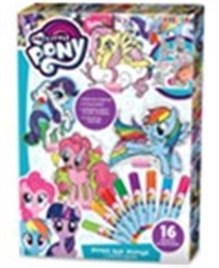 Crea Tus Ponys - Para Pintar Y Armar
