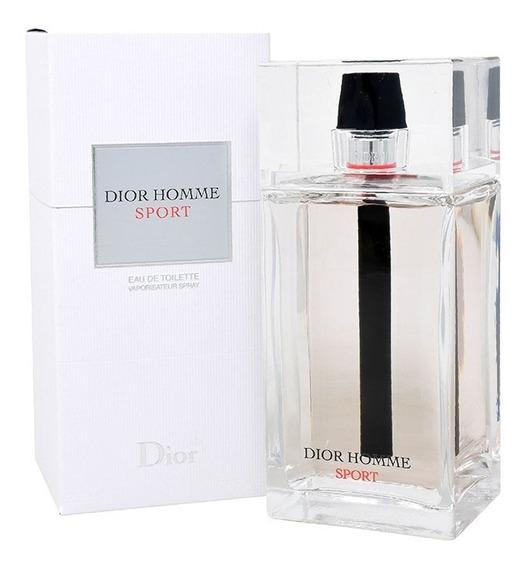 Dior Homme Sport 200 Ml Edt Spray De Christian Dior