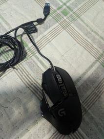 Mouse Logitech Proteus Spectrum G502 - 2 Semas De Uso