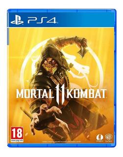 Mortal Kombat 11 Juego De Ps4