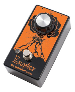 Pedal Guitarra Earthquaker Devices Erupter Usa - Cuotas