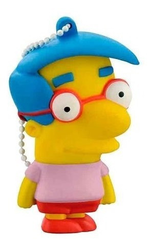 Pen Drive Simpsons Milhouse 8gb Pd075 Multilaser