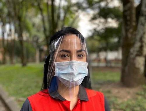 Máscara O Careta Protección Facial