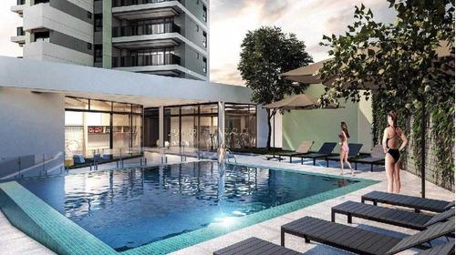 Apartamento Para Venda Em São Paulo, Vila Olímpia, 3 Dormitórios, 1 Suíte, 2 Banheiros, 2 Vagas - Cap1582_1-1182452