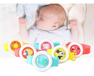 Anti Mosquito Reloj Pulsera Brazalete Repelente Niños, Bebé,