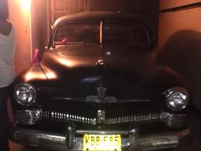 Carro Antiguo Mercury Modelo 1950