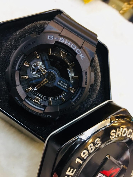 Relógio Casio G-shock Ga-100-1a2 Preto