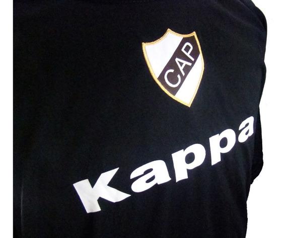 Camiseta Kappa Platense Musculosa Manga Larga Nueva Etiqueta