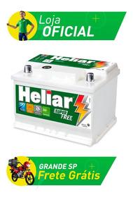 Bateria De Carro Heliar Super Free - 65 Amperes - Hf65hd