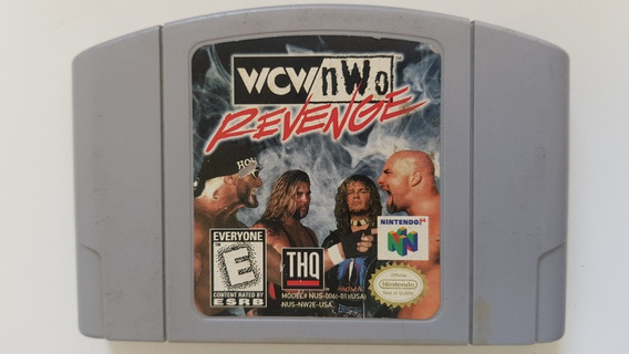 Wcw / Nwo Revenge Nintendo 64