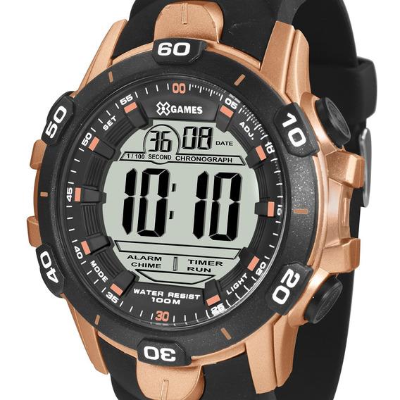 Relógio X-games Digital Xmppd413 Bxpx Nota Fiscal