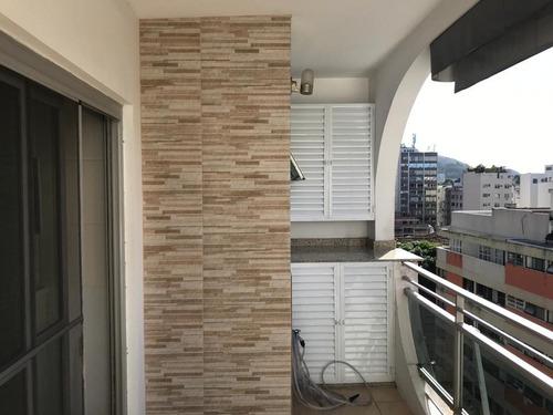 Imagem 1 de 27 de Apartamento À Venda, 2 Quartos, 1 Suíte, 2 Vagas, Copacabana - Rio De Janeiro/rj - 2084