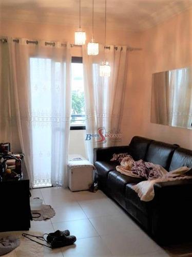 Imagem 1 de 17 de Apartamento Com 3 Dormitórios À Venda, 72 M² Por R$ 530.000,00 - Tatuapé - São Paulo/sp - Ap2736