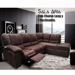 Sala Aria Con Chaise Y Reclinable