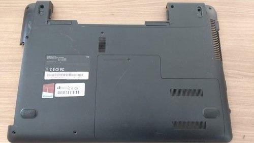 Carcaça Inferior Notebook Samsung Np270e4e
