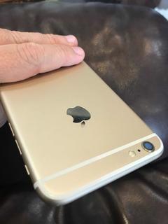 Impecable iPhone 6 Plus 64gb Oro Rosa Desbloqueado