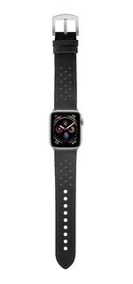 Pulseira 100% Couro Legitimo Para Apple Watch 42\44mm Geonav
