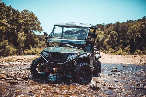 Vehículo Utilitario Eléctrico - Carrito De Golf Todo Terreno