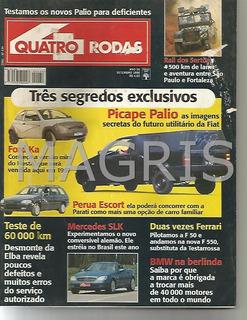 Frete Grátis 09/1996 Picape Palio, Ford Ka, Perua Escort, 60