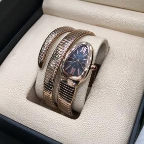 Relógio De Luxo Bvlgari Serpenti