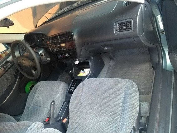 Honda Civic 1.6 16v 4 Porta Aut Ex
