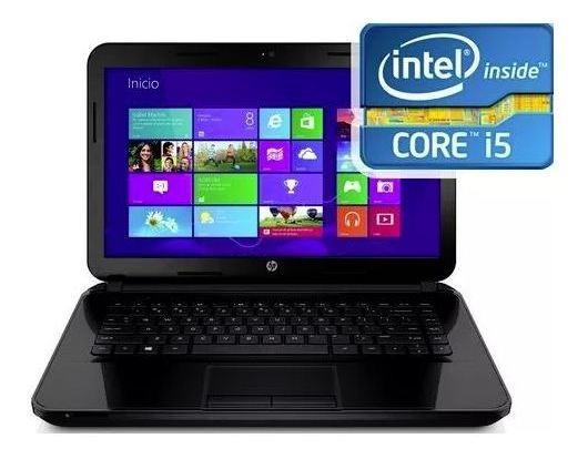 Portatil/ Laptop Hp Barata I5 / 8 Gb Ram Excelente Estado