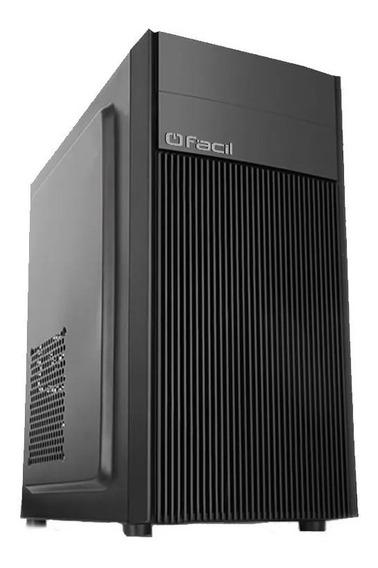 Computador Fácil Amd Phenom 3,2ghz 4gb Ddr3 Ssd 120gb