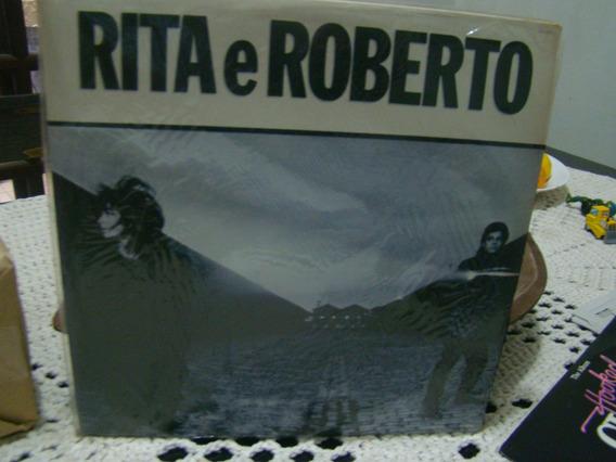 Lp Rita Lee , Rita E Roberto , Excelente Estado Geral
