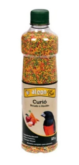 Ração Alcon Eco Club Para Curió Bicudo Azulão 325g