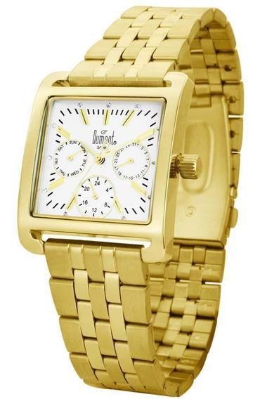 Relógio Dumont Feminino Analógico Fashion Sz85201b